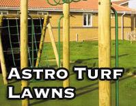 Astro Turf Lawns