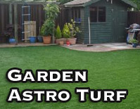 Garden Astro Turf