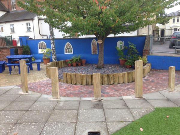 Christchurch primary school cheltenham greenfields for Gardening services christchurch